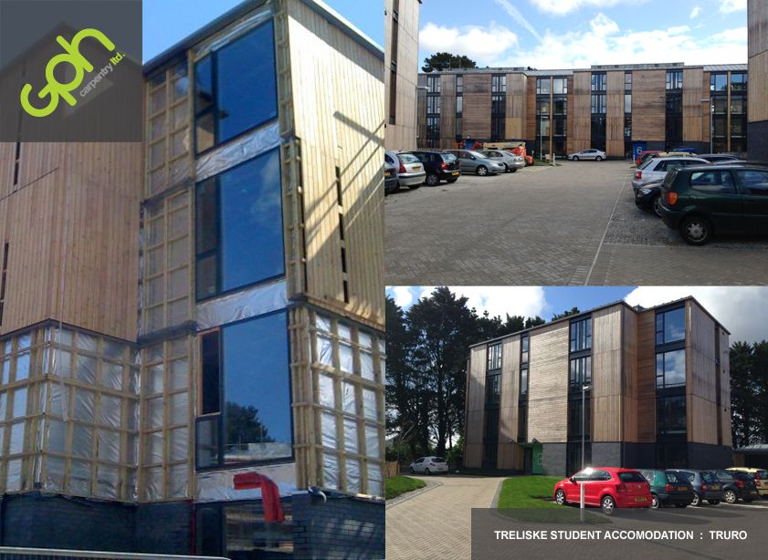 Treliske Student Accomodation